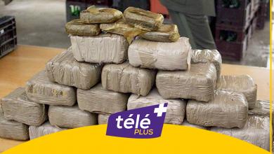 صورة الناظور: إحباط عملية للتهريب الدولي للمخدرات وحجز 4 أطنان و762 كيلوغراما من الشيرا.